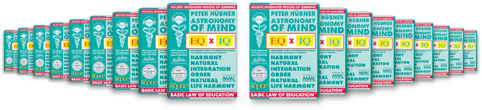 Peter Hübner -EQ x IQ - Cosmic Education Program: Astronomy of Mind